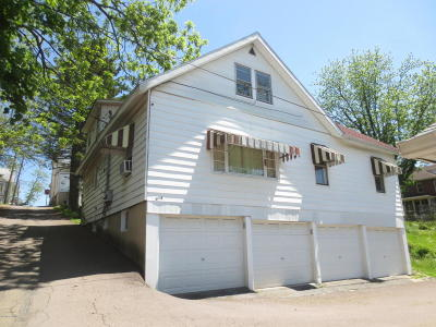 Bloomsburg Multi Family Home For Sale: 318 W Ridge