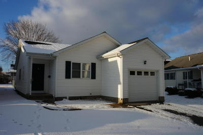 Bloomsburg Single Family Home For Sale: 307 W 11th St
