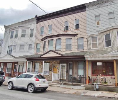 Single Family Home For Sale: 334 W Arch St