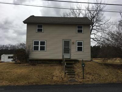 Single Family Home For Sale: 549 Wertman School Rd