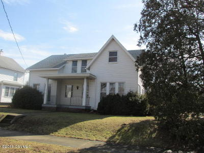 Columbia County Single Family Home For Sale: 2 E. 11th Street