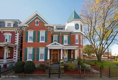Danville Single Family Home For Sale: 40 Center Street