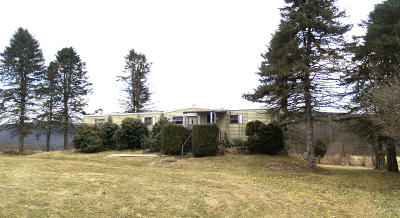 Bloomsburg PA Single Family Home For Sale: $47,000