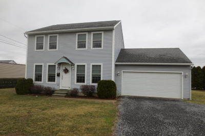 Bloomsburg Single Family Home For Sale: 2153 Old Berwick