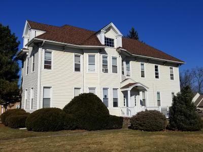 Multi Family Home For Sale: 1011 Orange Street