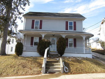 Bloomsburg Single Family Home For Sale: 343 E 1st Street