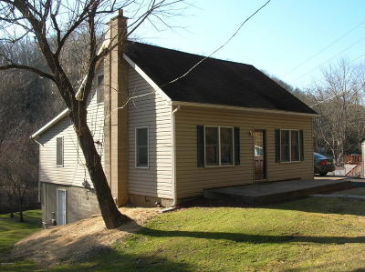Bloomsburg PA Single Family Home For Sale: $119,900