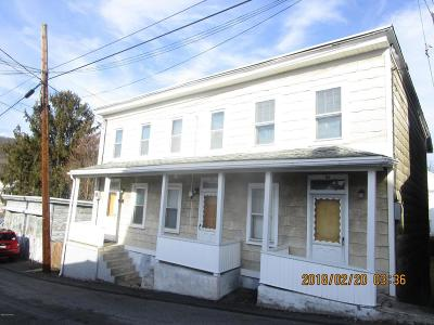 Single Family Home For Sale: 105-109 N Plum Street