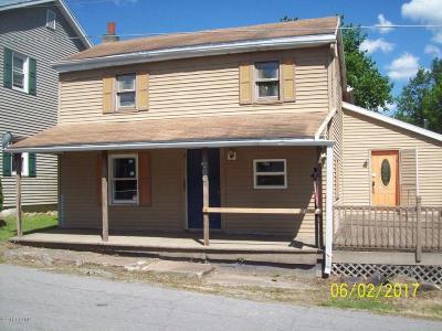 Single Family Home For Sale: E 206 Church Street