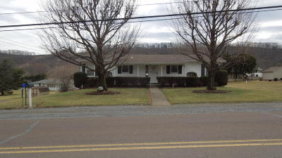 Bloomsburg PA Single Family Home For Sale: $183,000