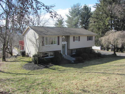 Bloomsburg Single Family Home For Sale: 1261 Hemlock Street