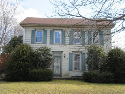 Danville Single Family Home Active Contingent: 8 Kipps Run Road
