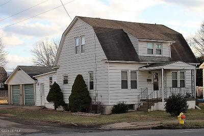 Berwick PA Single Family Home For Sale: $89,000
