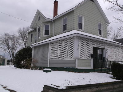 Berwick PA Single Family Home For Sale: $54,900