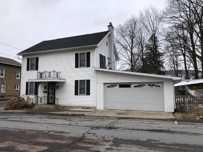 Catawissa PA Single Family Home For Sale: $154,000