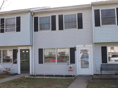 Bloomsburg Single Family Home For Sale: 23 Park Place