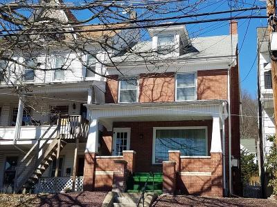 Single Family Home For Sale: 1243 W Walnut Street
