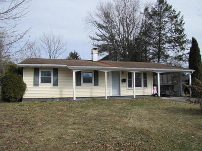 Single Family Home For Sale: 602 St. Paul St.
