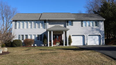 Single Family Home For Sale: 2009 Heim Hill Road
