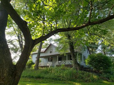 Danville Single Family Home For Sale: 172 Rushtown Road