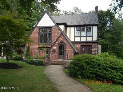 Single Family Home For Sale: 1512 Packer Street