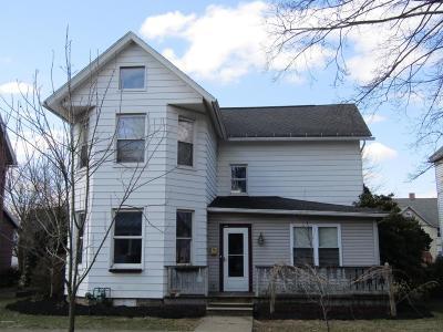 Single Family Home For Sale: 304 S Market Street