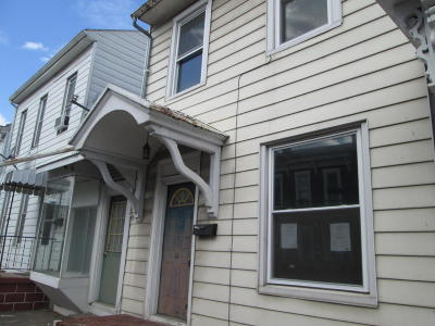 Single Family Home For Sale: 57 Lower Mulberry Street