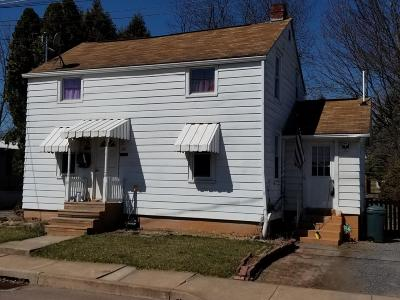 Bloomsburg Single Family Home For Sale: 261 E 9th Street