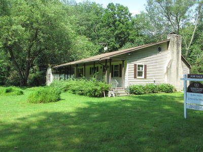 Orangeville PA Single Family Home For Sale: $64,900