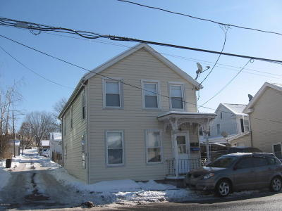 Single Family Home For Sale: 1124 Ferry Street