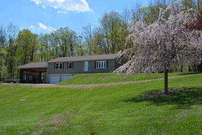 Bloomsburg PA Single Family Home For Sale: $237,500