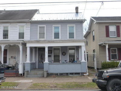Multi Family Home Active Contingent: 442 E Front Street