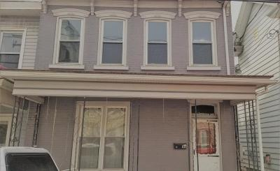 Danville Rental For Rent: 146 Lower Mulberry Street
