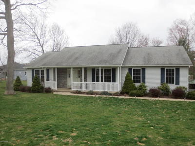 Mifflinville PA Single Family Home For Sale: $249,900