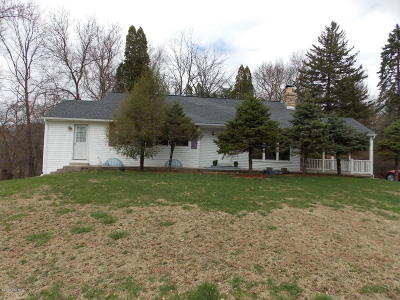 Bloomsburg Single Family Home For Sale: 1195 Highland Drive