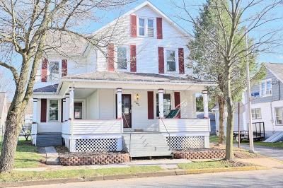 Single Family Home For Sale: 355 Thompson Street