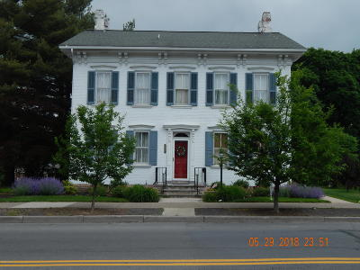 Single Family Home For Sale: 231 E Main Street