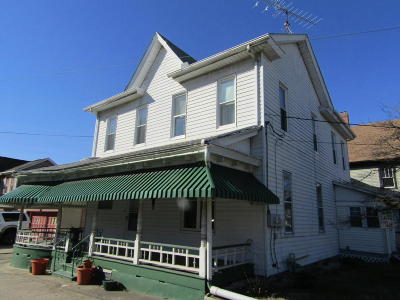 Berwick PA Multi Family Home For Sale: $79,900