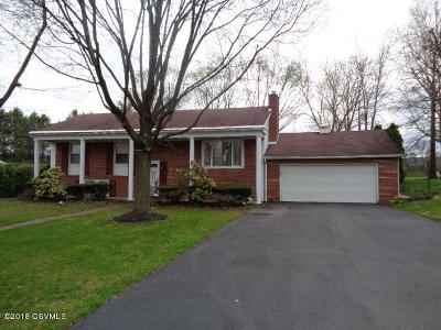 Single Family Home For Sale: 12 Hillcrest Drive