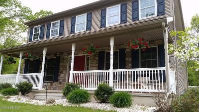 Shickshinny PA Single Family Home For Sale: $184,900