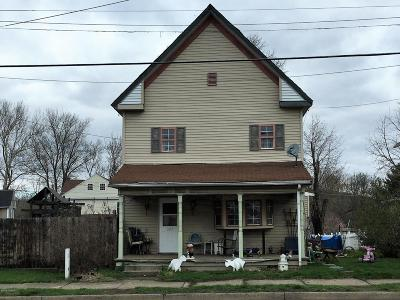 Single Family Home For Sale: 323 W 3rd Street
