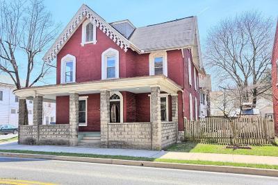 Single Family Home For Sale: 501 Chestnut Street