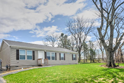 Bloomsburg Single Family Home For Sale: 113 Schoolhouse Road