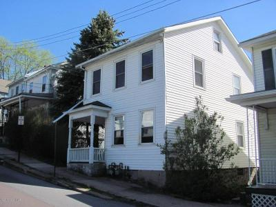 Danville Multi Family Home For Sale: 816 A Street