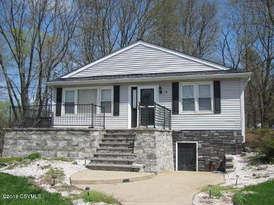 Single Family Home For Sale: 77 Ridge Road