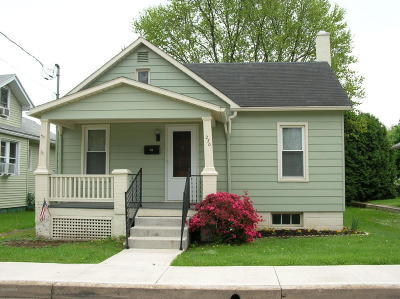 Bloomsburg PA Single Family Home For Sale: $139,900