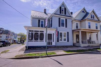 Bloomsburg PA Single Family Home Active Contingent: $155,000