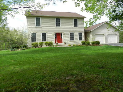 Columbia County Single Family Home For Sale: 542 Bottom Road