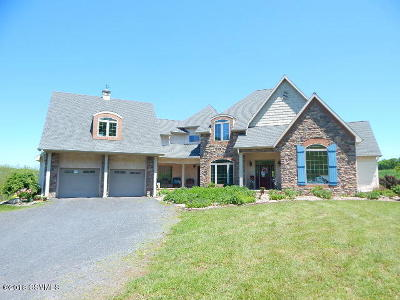 Single Family Home For Sale: 1174 Bear Gap Road