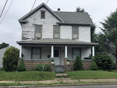 Single Family Home Active Contingent: 1309 Orange Street